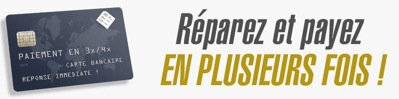 reparation telephone iphone ecran paiement plusieurs fois carte bancaire perpignan montpellier
